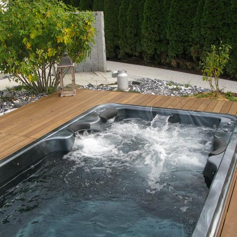 Outdoor Whirlpool Von Der Relax Pool Gmbh
